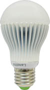 LDM-A60-8W warmwhite LED lamp